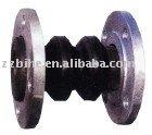 Acid resistance rubber joint rubber joint