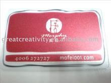 top brand plastic pvc card