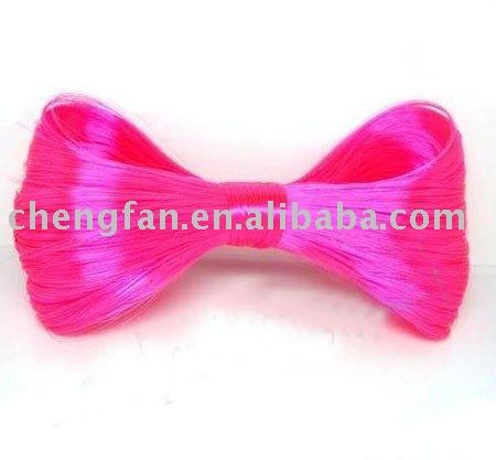 lady gaga hair bow wig. Lady GaGa Hair Bow wig