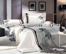 Hot!Newest embroidery comforter set/duvet cover set