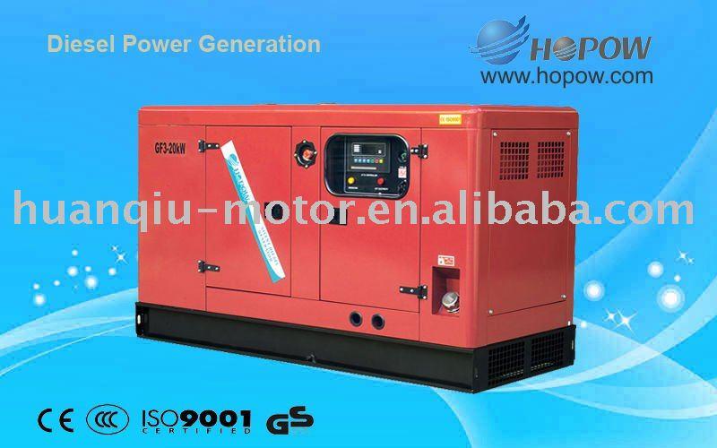 25 kw generador diesel