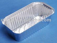 2lb aluminum foil loaf pan