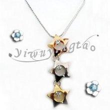 star rhinestone necklace, new design!!!