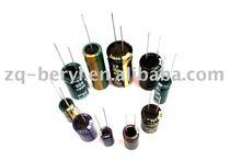 low esr aluminum electrolytic capacitor
