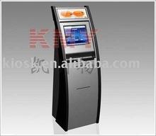 Finance Kiosk payment terminal