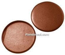 Copper Cabochon Settings(KK-23MM-R)