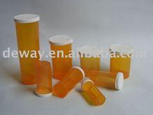 Plastic Vial With Snap On Lid,Plastic Prescription Vial,Plastic Pharmacy Vial,Plastic Medical Jar,Plastic vial