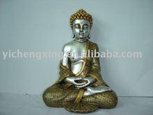 Resin Sitting Buddha