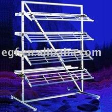 Iron Shoe Rack Retail / Shoe Rack Organizer (2 SIDED)