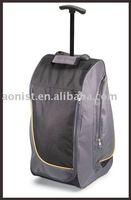 fashion 620D black sport bag Trolley bag