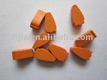 carrot vegetable wood token