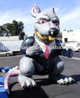 inflatable rat
