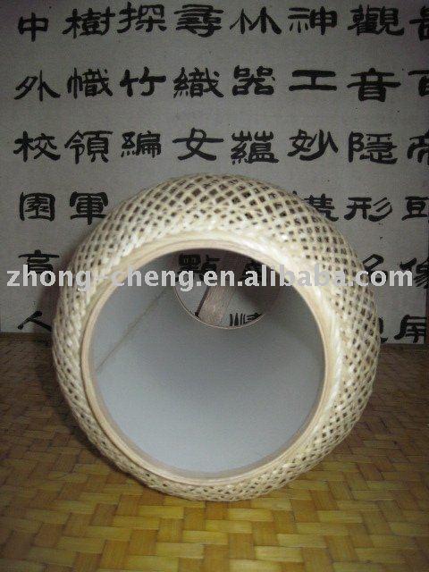 handicraft bamboo lantern wedding invitation card