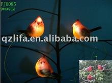 led solar bird lamp/garden solar birds lamp /animal bird with solar lamp