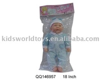 """18"""" doll with 4-sound"""