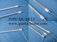 Infared quartz heater elements and far infrared quartz heater lamp (ISO9001,CE,ROHS)
