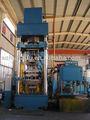 Polvo de compactación de la prensa hidráulica ( Siemens PLC de control )