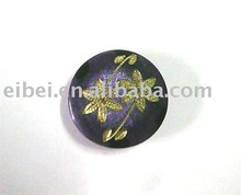 24l resin pearl laser painting down hole button