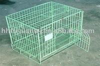 metal rabbit cage