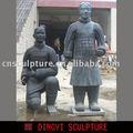 Xi'an Terracotta guerreiro escultura