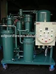 Vacuum Lubricating Oil Regeneraion System,TYC Series Hydraulic Oil Purifier,Oil Filter Unit