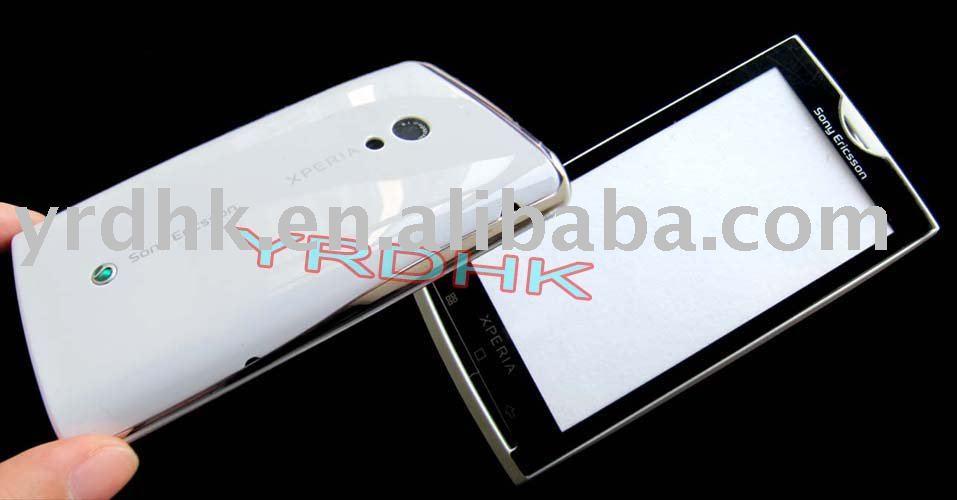 sony ericsson xperia x10 white. Sony Ericsson XPERIA X10