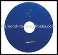 Pulido de diamantes cristal Tile Saw segmento de cuchilla de soldadura
