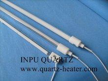 Infared quartz heater elements and far infrared quartz heater lamp (ROHS,CE)
