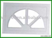 overhead door windows/Semicircle type window