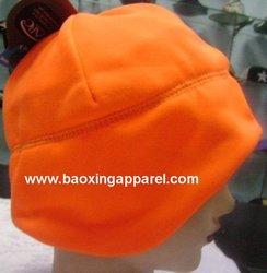 fleece winter ski hat with ear warmer ONE SIZE FITS ALL