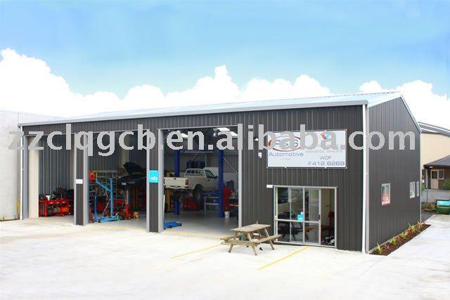 Metal Building Workshops Steel