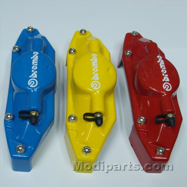 See larger image: Brake caliper cover kit - type brembo Small