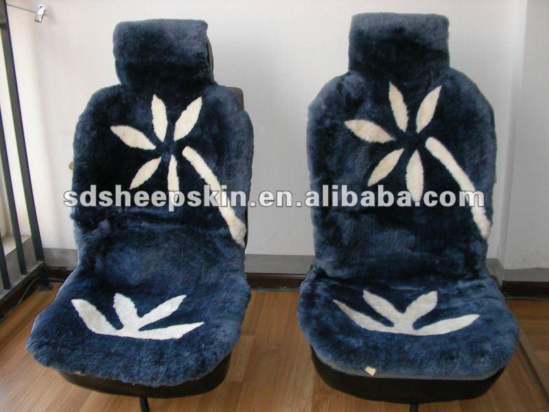 ecofriendly sheep wool 1 seat covers china  mainland