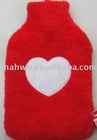 1L RUBBER HOT WATER BOTTLE COVER
