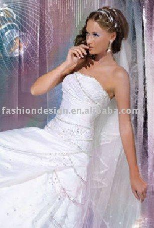 AWD165 2011 custom made Lebanon wedding dress