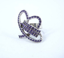 Unique Heart Design Finger Rings, best gift for lover