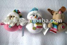 Hanging Christmas dulls