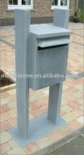 Granite Mailbox/Letterbox
