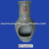 useful ceramic chiminea