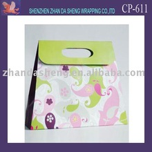 gift packaging paper bag(CP-611)