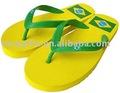 Gummi strand flip-flop