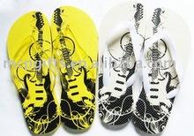 rubber beach slipper