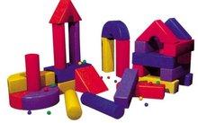 children plastic building blocks BD-L779