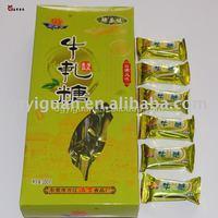 extra fine nougat--green tea