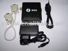 Adaptador dongle i-box parágrafo, azbox, azamérica, megabox. Maxfly