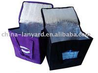 non woven blue cooler bag