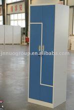 Z shape slidable door locker