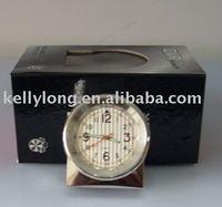 Mini table clock wireless camera/dvr/vedio recorder