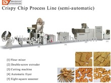 """Guoba"" corn chip food production line"