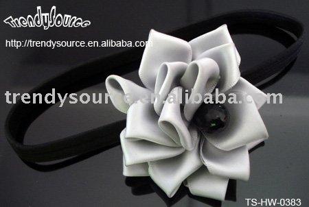 Fabric Elastic Bands Elastic Hair Bands W/fabric